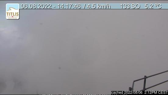 Engelberg webcam at 2pm yesterday