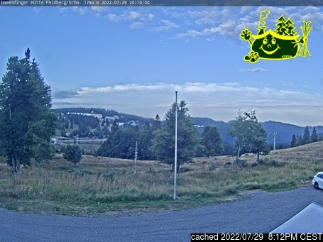 Webcam Live à Feldberg