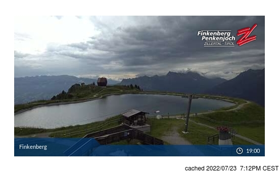 Live webcam per Finkenberg se disponibile