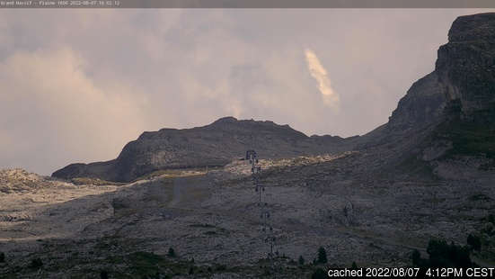 Webcam en vivo para Flaine