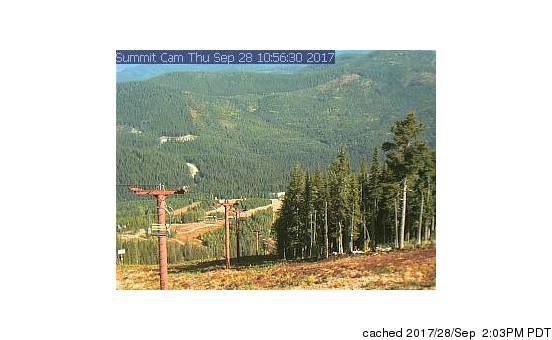 49 Degrees North webcam at 2pm yesterday