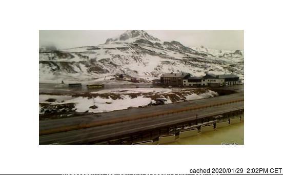 Κάμερα σε Fuentes de Invierno στις 2μμ χθές