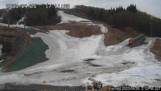 Webcam de Gala Yuzawa à 14h hier