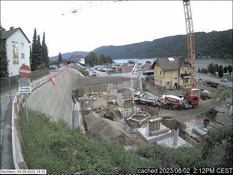 Gerlitzen webcam at 2pm yesterday