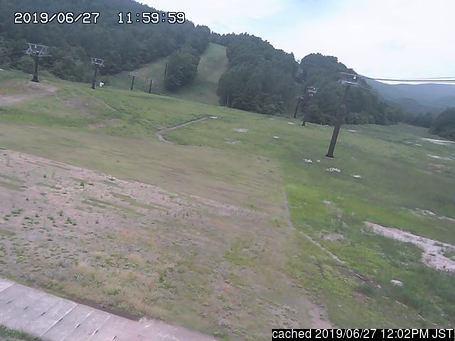 Grandeko Ski Resort webkamera ze včerejška ve 14 hod.