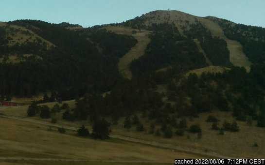 Live Snow webcam for Greolieres Les Neiges