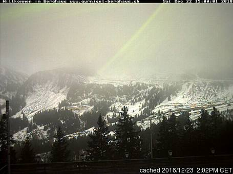 Gurnigel webcam at 2pm yesterday