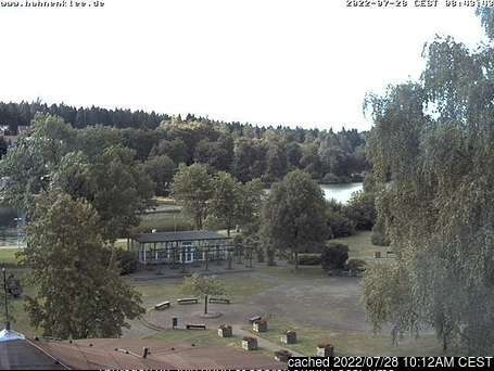 Hahnenklee webcam at lunchtime today