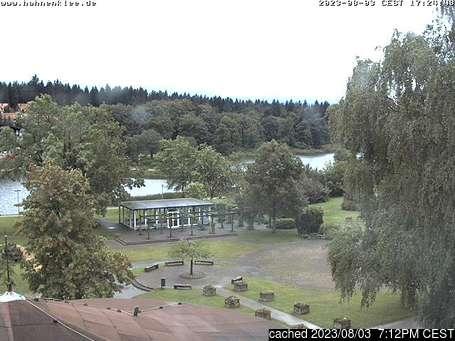 Live Snow webcam for Hahnenklee