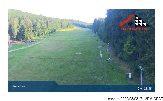 Webcam Live pour Harrachov
