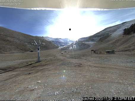 Kalavryta Ski Resort webcam all'ora di pranzo di oggi