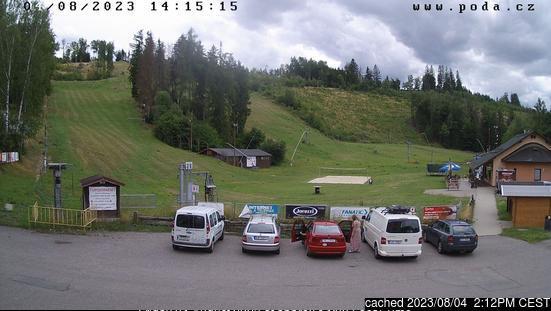 Hlinsko v Čechách webcam at lunchtime today