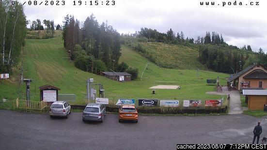 Live Snow webcam for Hlinsko v Čechách