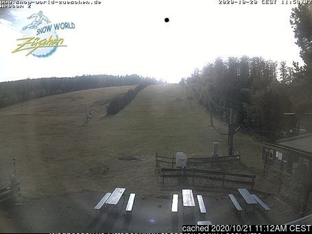Homberg-/Snow World Züschen webcam at lunchtime today