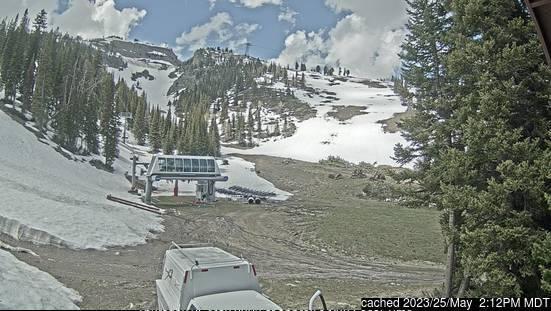 Jackson Hole webkamera ze včerejška ve 14 hod.