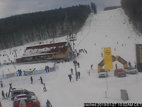 Jahodná webcam at lunchtime today