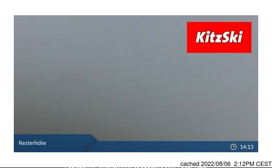 Jochberg/PassThurn webcam at lunchtime today