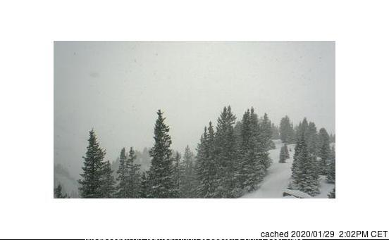 Kandersteg webcam at 2pm yesterday