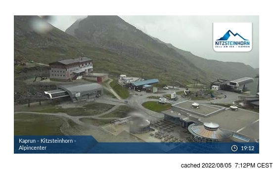 Live webcam per Kaprun se disponibile