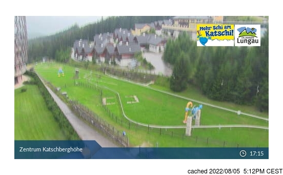 Live Snow webcam for Katschberg-Aineck