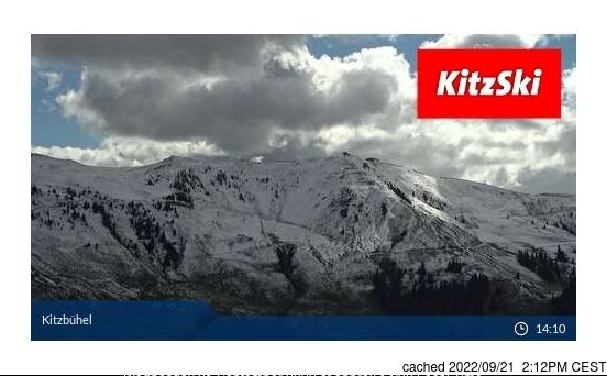 Kitzbühel webcam all'ora di pranzo di oggi