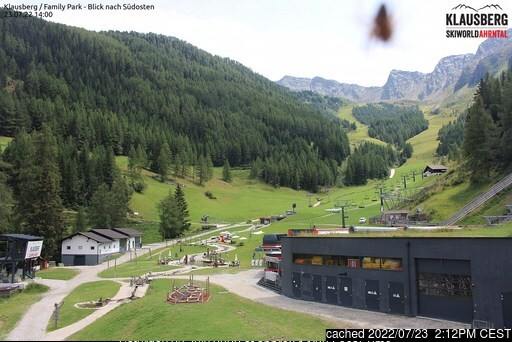 Klausberg webcam at 2pm yesterday