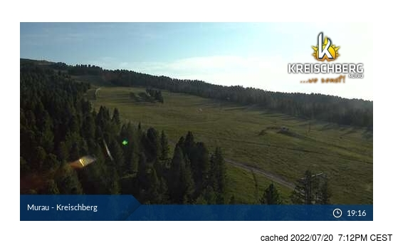 Live Snow webcam for Murau/Kreischberg