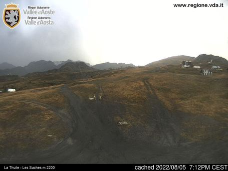 Live webcam per La Thuile se disponibile