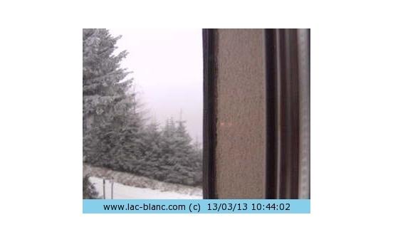 Lac Blanc/Kaysersberg webcam at 2pm yesterday