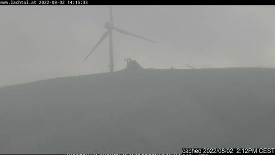Lachtal webcam at lunchtime today
