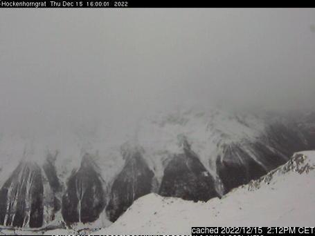 Lauchernalp - Lötschental webcam at 2pm yesterday