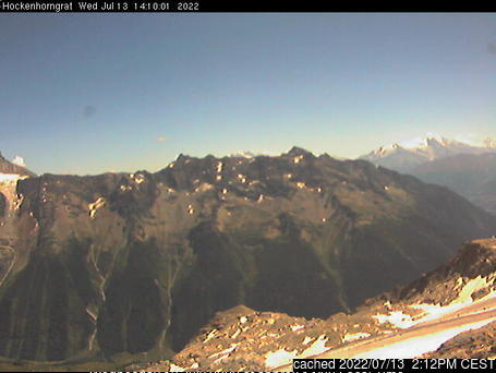 Webcam de Lauchernalp - Lötschental a las 2 de la tarde hoy