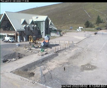 Live Snow webcam for The Lecht