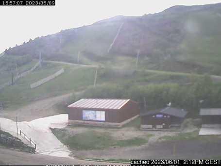 Webcam de Leitariegos a las 2 de la tarde hoy