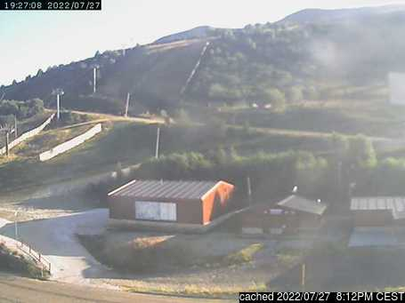 Live Snow webcam for Leitariegos