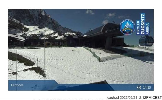 Lermoos webcam all'ora di pranzo di oggi