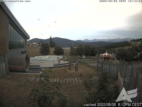 Live Webcam für Les Angles