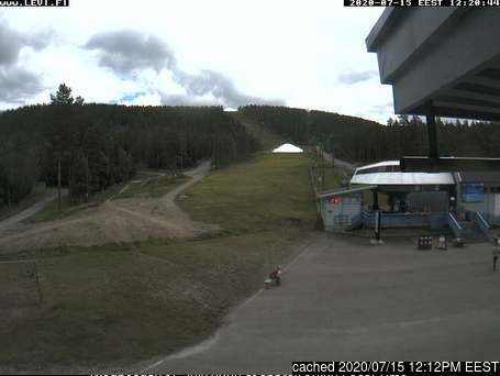 Levi webcam at lunchtime today