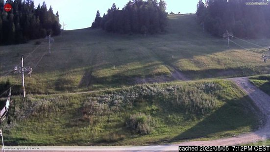 Live webcam per Litmanová se disponibile