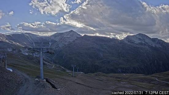Live Snow webcam for Livigno
