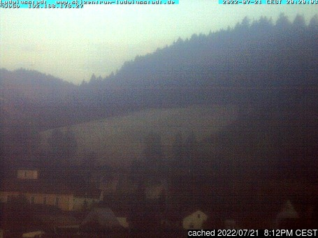 Live Snow webcam for Ludwigsstadt/Skizentrum