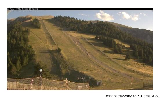 Webcam Live pour Masella