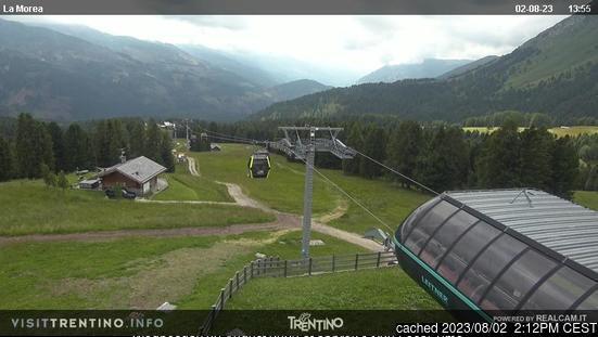 Webcam de Moena a las 2 de la tarde hoy