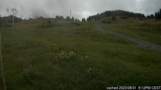Live Sneeuw Webcam voor Morillon