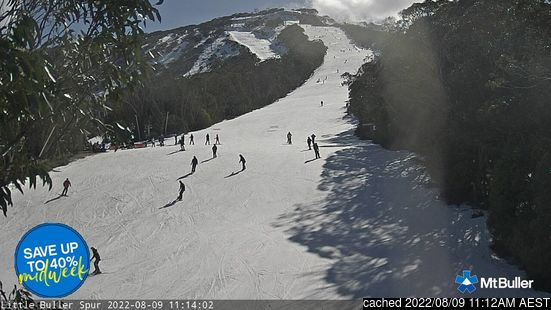 Live Webcam für Mount Buller