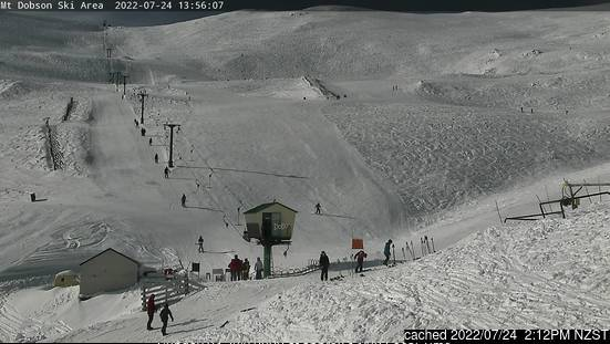 Webcam de Mount Dobson à 14h hier