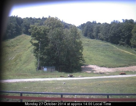 Mount Snow webcam at lunchtime today