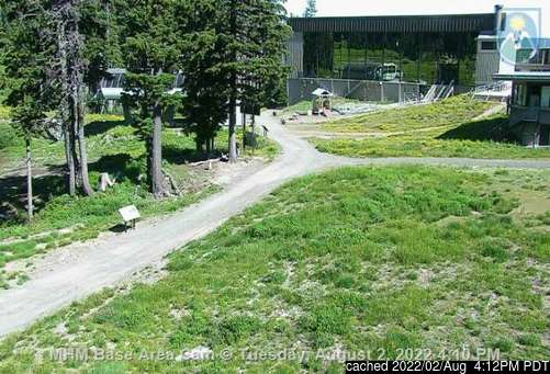 Live webcam per Mt Hood Meadows se disponibile