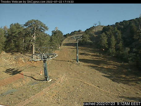 Live webcam per Mt Olympus se disponibile