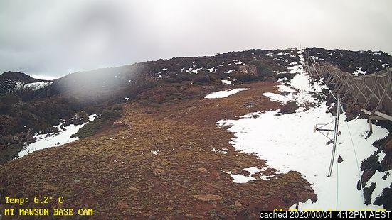 Webcam en vivo para Mt Mawson